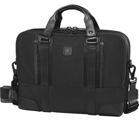 Victorinox business bags La Salle 13 black Briefcase 601111