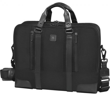 Victorinox business bags La Salle 15 black Briefcase 601112