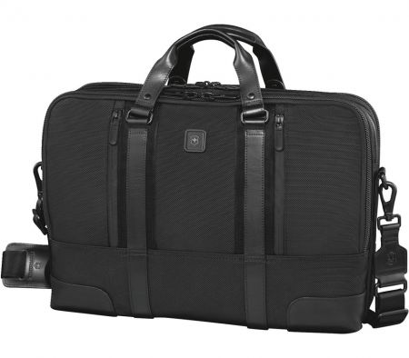 Victorinox business bags Paulista 17 black Briefcase 601113