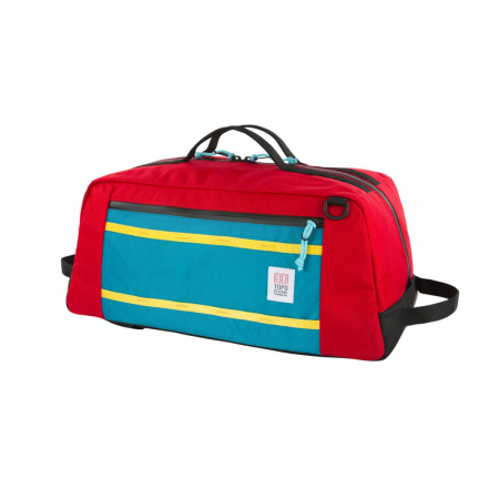 TOPO DESIGNS Mountain Duffel 40L Red