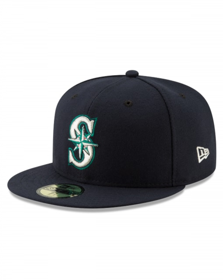 New Era Seattle Mariners authentic collection 59FIFTY Fitted