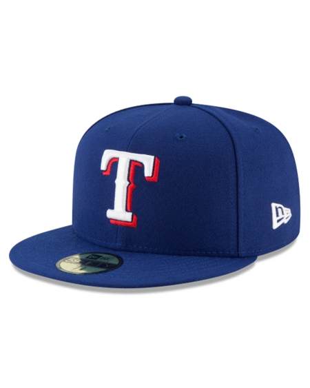 New Era Texas Rangers authentic collection 59FIFTY Fitted